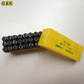 Bộ đóng chữ thép thường 12,5mm DI CHUANG
