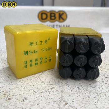 Bộ đóng số 12.5mm giá rẻ DBK DS-12.5