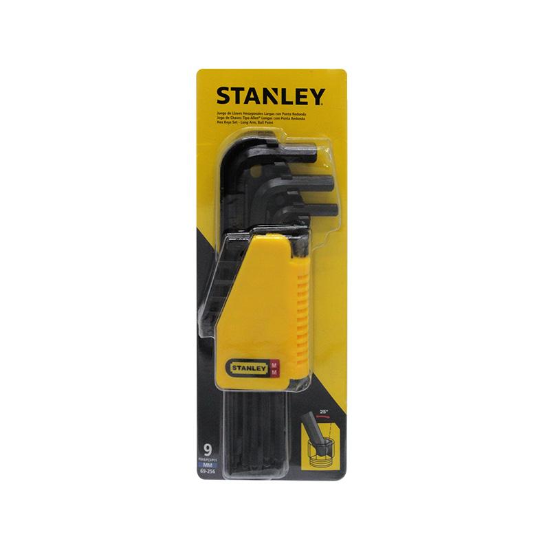 Bộ lục giác bi 9 cây Stanley 69-256