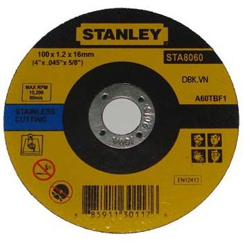 Đá cắt 100 x 1.0 x 16 mm Stanley STA8060