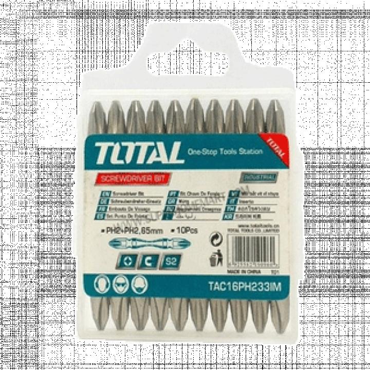 Mũi siết vít Total TAC16PH253 110 mm