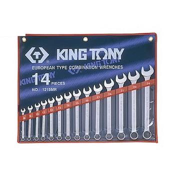Bộ cờ lê 14 chi tiết Kingtony 1215MR
