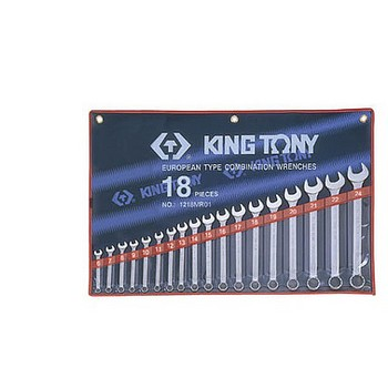 Bộ Cờ lê Kingtony 1218MR01 (6-24mm)