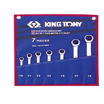 Bộ Cờ lê Kingtony 12107MR (10-19mm)