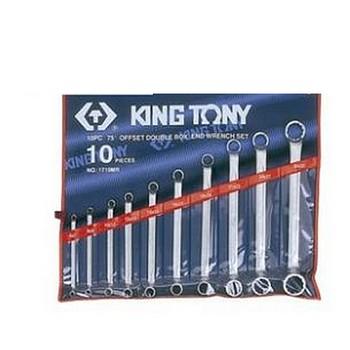 Bộ hai đầu vòng 10 cái hệ mét Kingtony 1710MR (6-32mm)