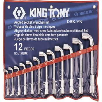 Bộ ống tuýp 12 chi tiết Kingtony 1912MR