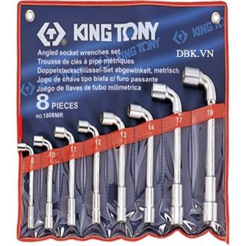 Bộ ống tuýp 8 chi tiết Kingtony 1808MR