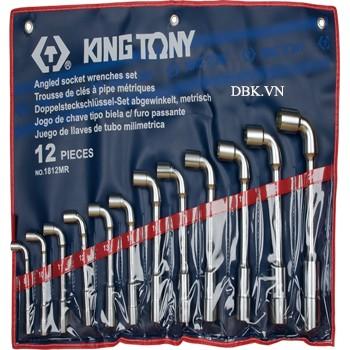 Bộ ống tuýp 12 chi tiết Kingtony 1812MR