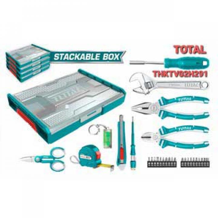 Bộ 29 công cụ gia dụng Total THKTV02H291