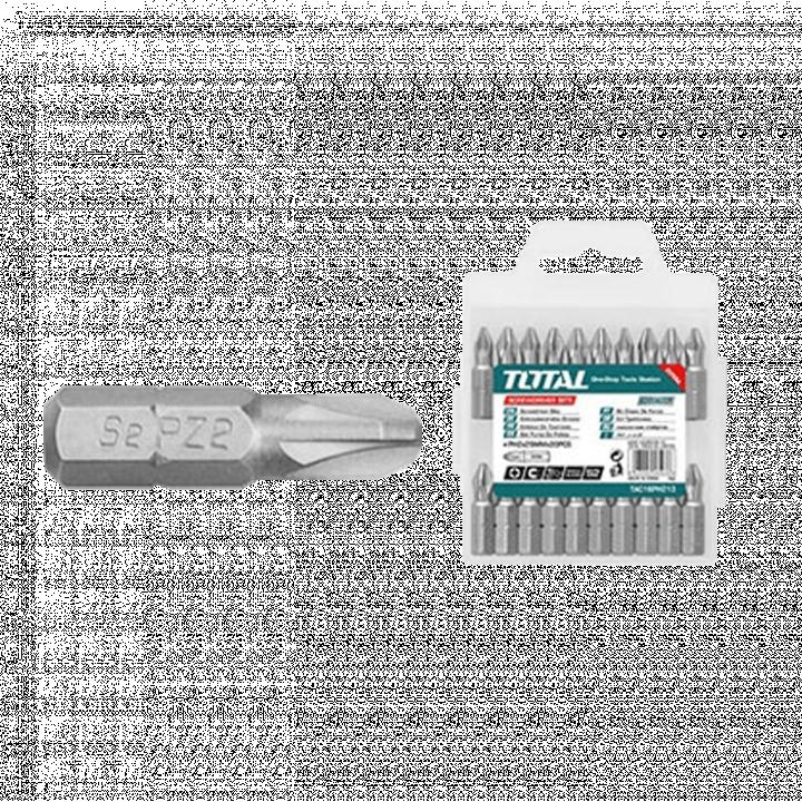 Bộ mũi vít Bake 20 chi tiết Total TAC16PZ223