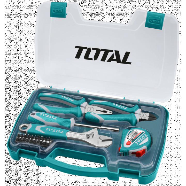 Bộ 25 công cụ cầm tay Total THKTHP90256