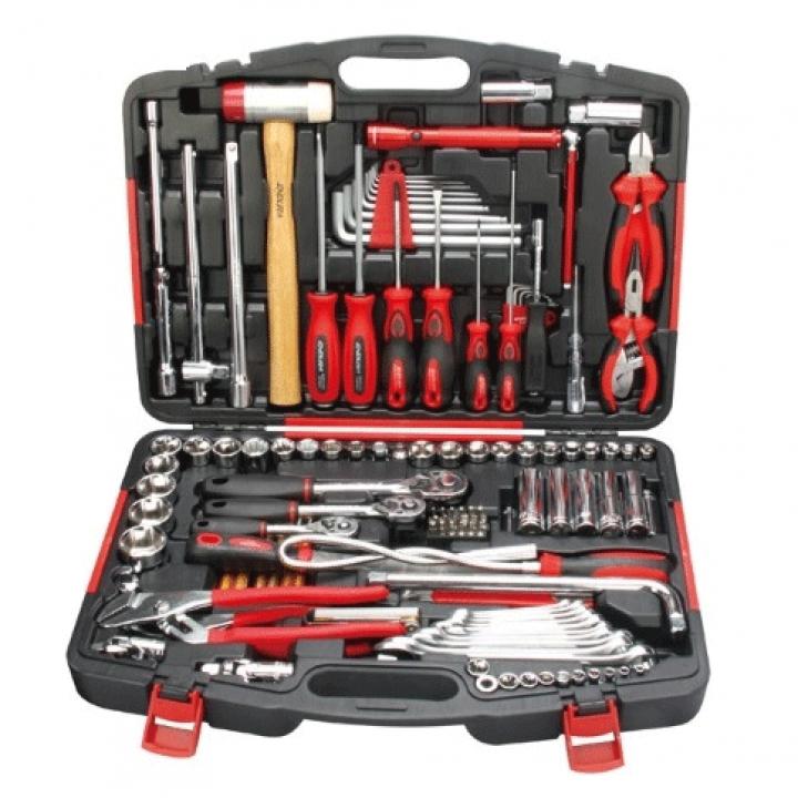 Bộ đồ nghề sửa chữa oto 136 chi tiết ENDURA E1223