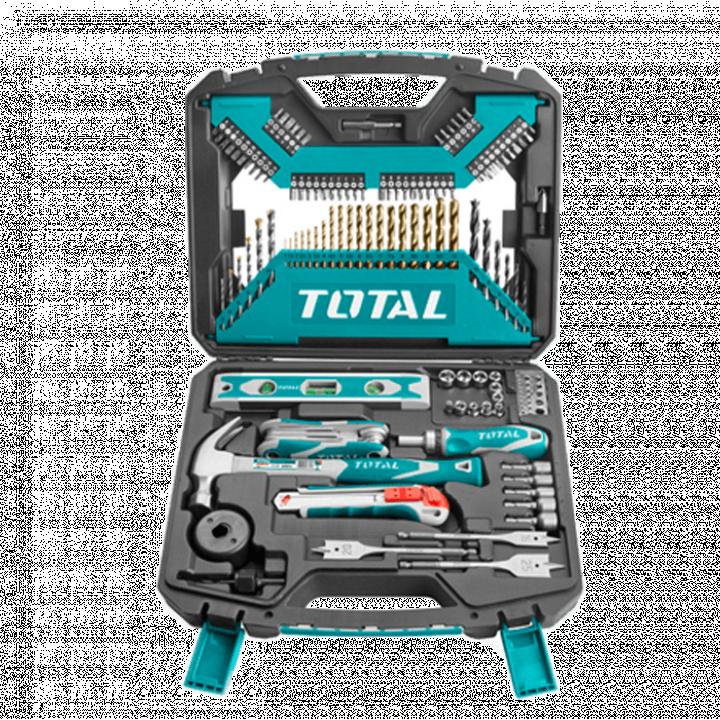 Bộ 120 món dụng cụ Total THKTA01120