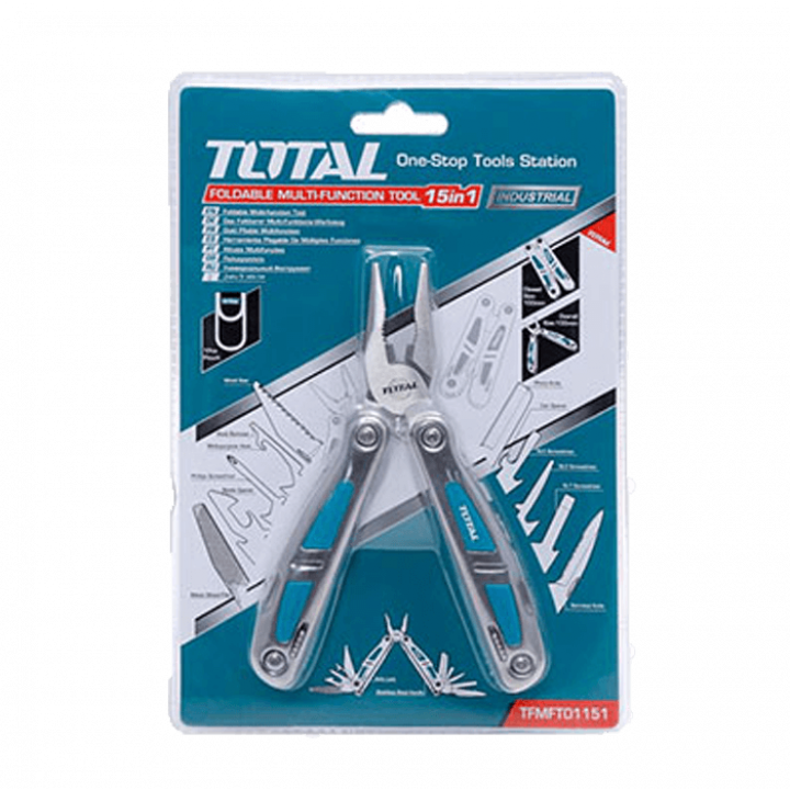 Bộ dao gập Total TFMFT01151