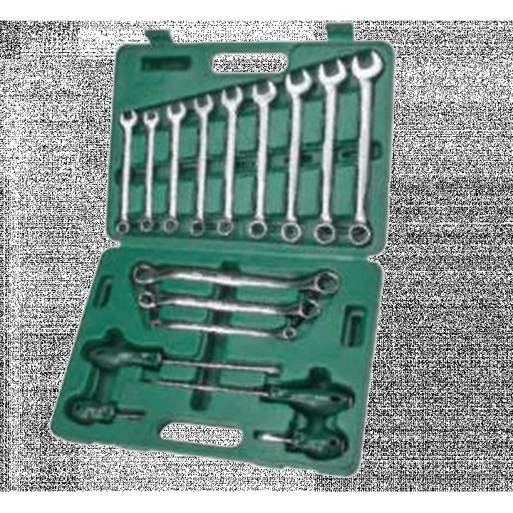 Bộ dụng cụ 15 chi tiết dùng cho mô tô Sata 09512