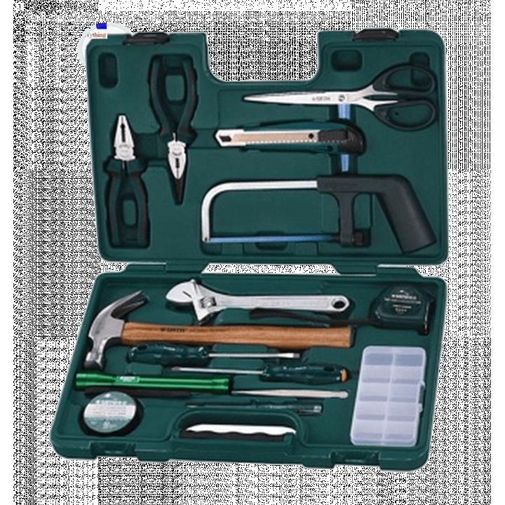 Bộ dụng cụ 15 chi tiết Sata 06008