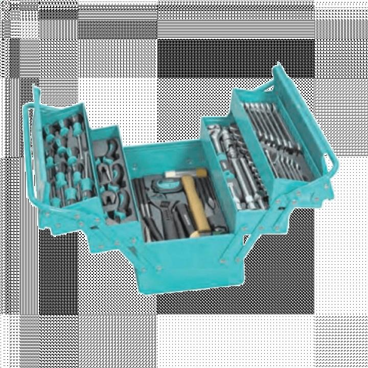 Hộp dụng cụ sửa chữa 70 chi tiết Whirlpower A22-4070