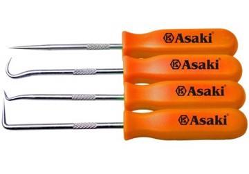 Bộ dụng cụ tháo phốt chặn Asaki AK-1084
