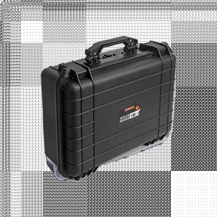 Vali đựng dụng cụ bằng nhựa không thấm nước Kendo 90246