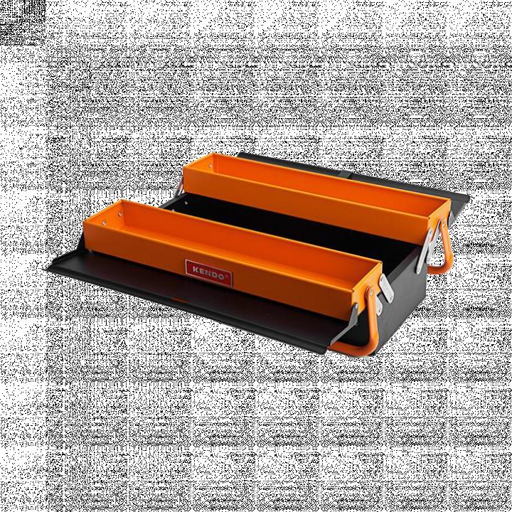 Hộp dụng cụ 3 khay Kendo 90200