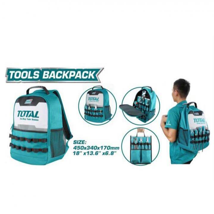 Ba lô công cụ Total THBP0201