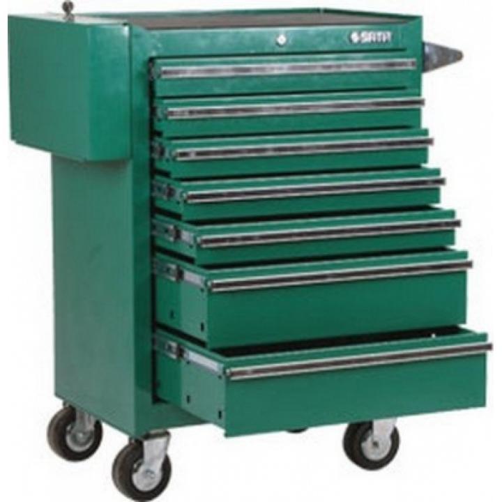 Tủ đồ nghề 7 ngăn 783 x 458 x 995 mm Sata 95107