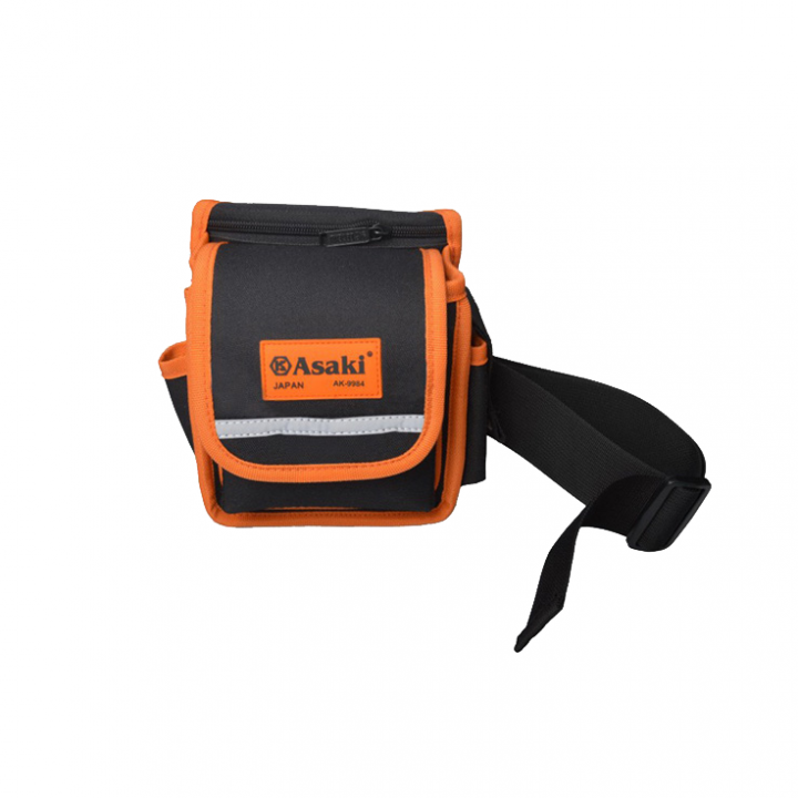 Túi đeo thắt lưng đựng đồ nghề cao cấp Asaki AK-9984