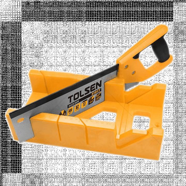 Cưa bảng + khung cưa gỗ Tolsen 31017