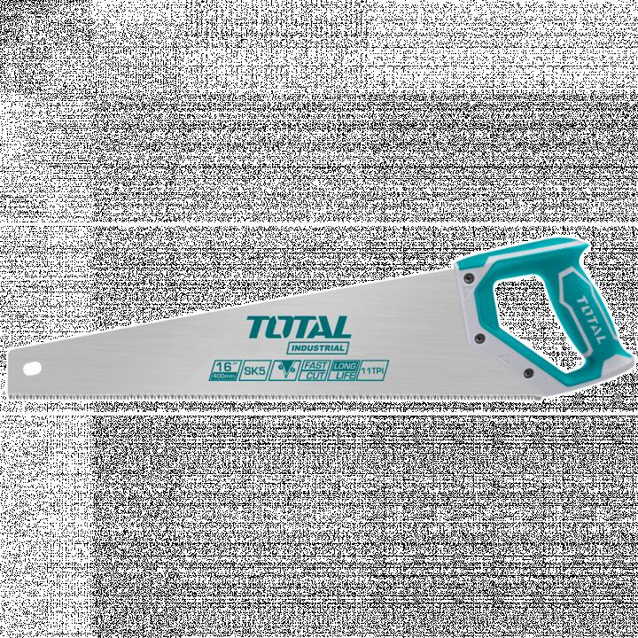 Cưa tay lá liễu 24/T Total THT55206D 500 mm
