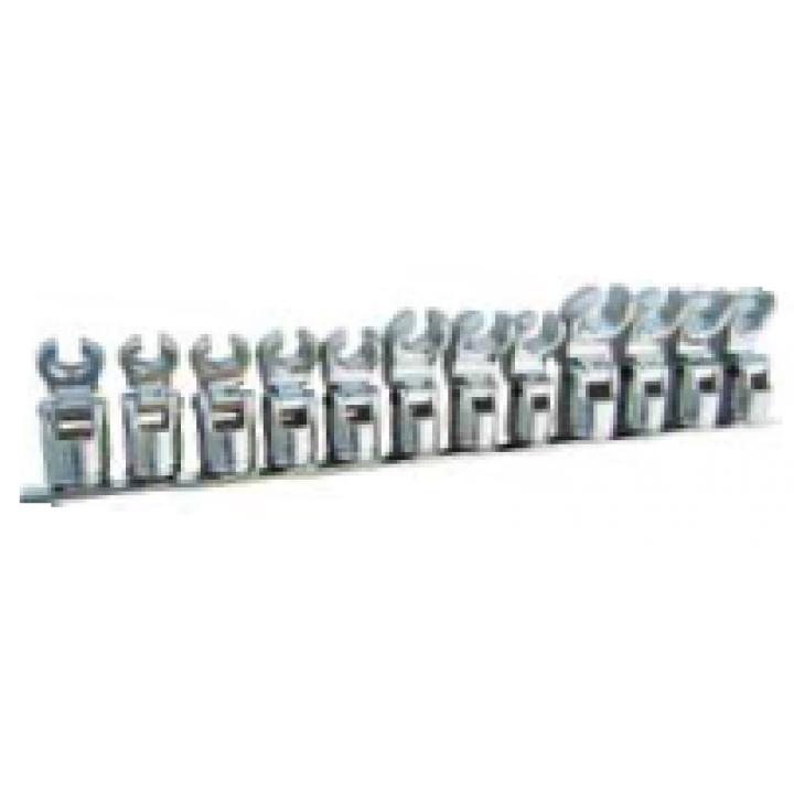 Bộ đầu khóa mở ống dầu 12 chi tiết Vata 8358M12