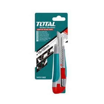 Dao rọc giấy Total THT511802 158mm
