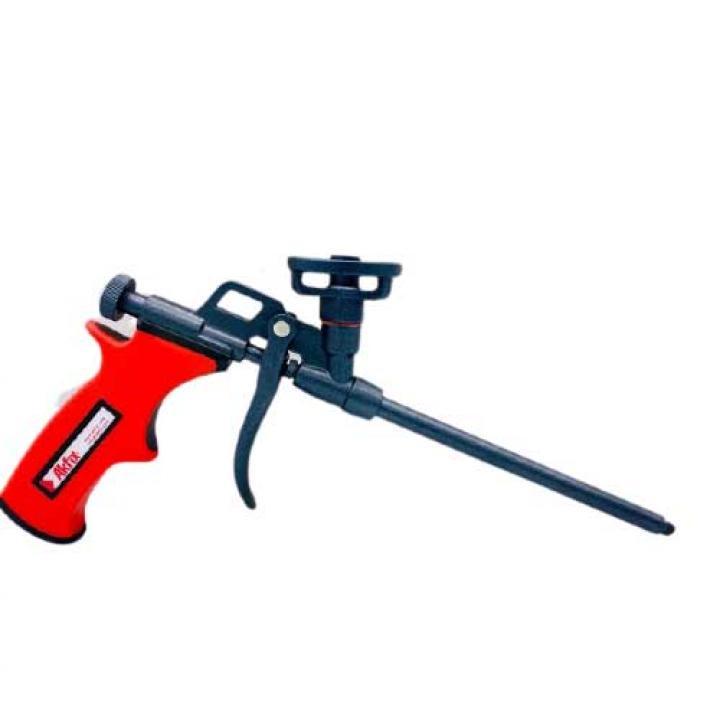 Súng bắn foam, màu đỏ Akfix XFG06