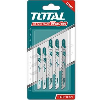Bộ lưỡi cưa lọng 5 chi tiết Total TAC51051
