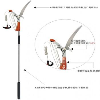 Cần cưa và giật cành 3.5M Asaki AK-8820