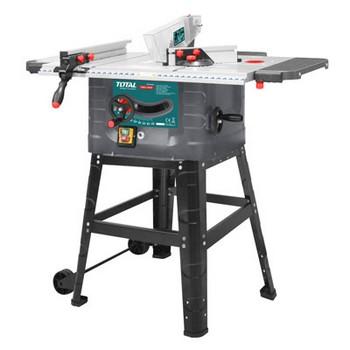 """Máy cưa bàn gỗ 1500W TOTAL TS5152542 10"""" (254mm)"""