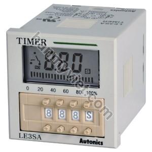 Timer LCD Autonics LE3SA