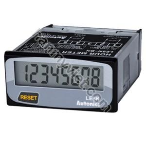 Bộ đếm thời gian chạy của máy Autonics LE8N-BN