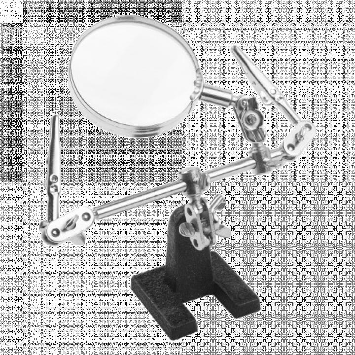 Giá kẹp kính hiển vi Tolsen 38090