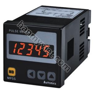 Đồng hồ đo xung/tốc độ/ vận Tốc Autonics MP5S-4N