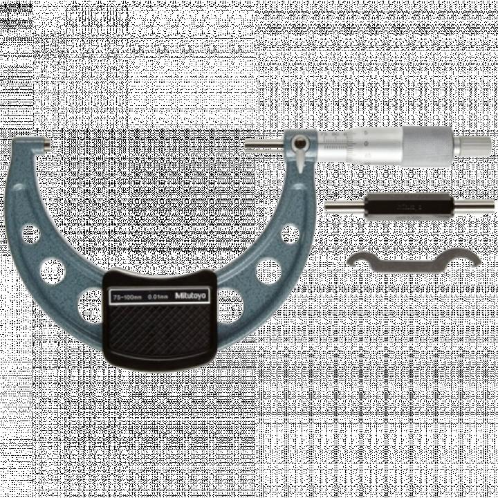 Panme đo ngoài cơ khí Mitutoyo 103-142-10