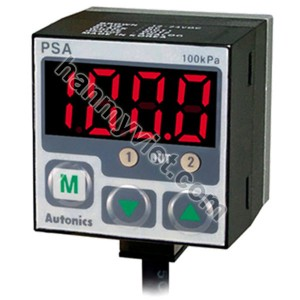 Cảm biến áp suất Âm Dương -101.3~101.3kPa(1bar) Autonics PSA-C01-R1/8