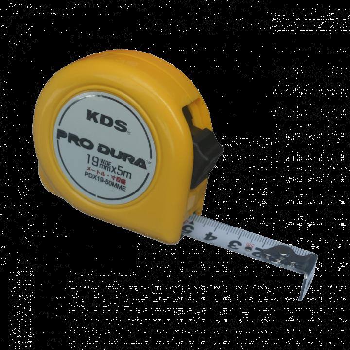 Thước cuốn thép 5.0m (mm -In hai mặt ) KDS PDX19-50 EU