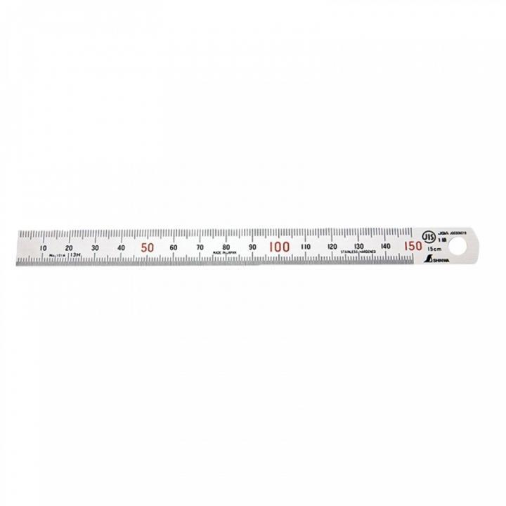 Thước lá inox Shinwa 14036 S101E 60cm