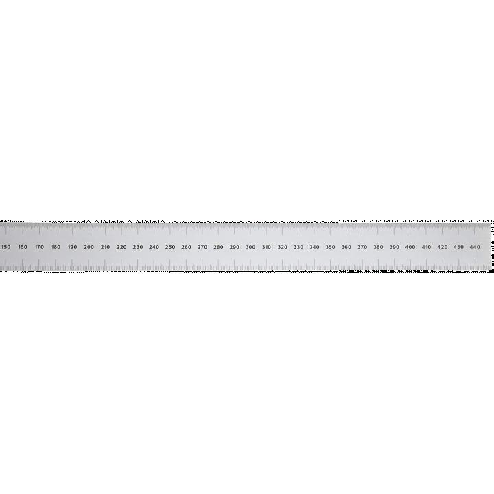 Thước lá 0-450 bề rộng 30 mm Mitutoyo 182-151