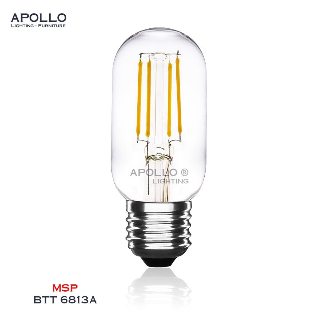 Bóng đèn LED T45 giả sợi đốt BTT 6813A