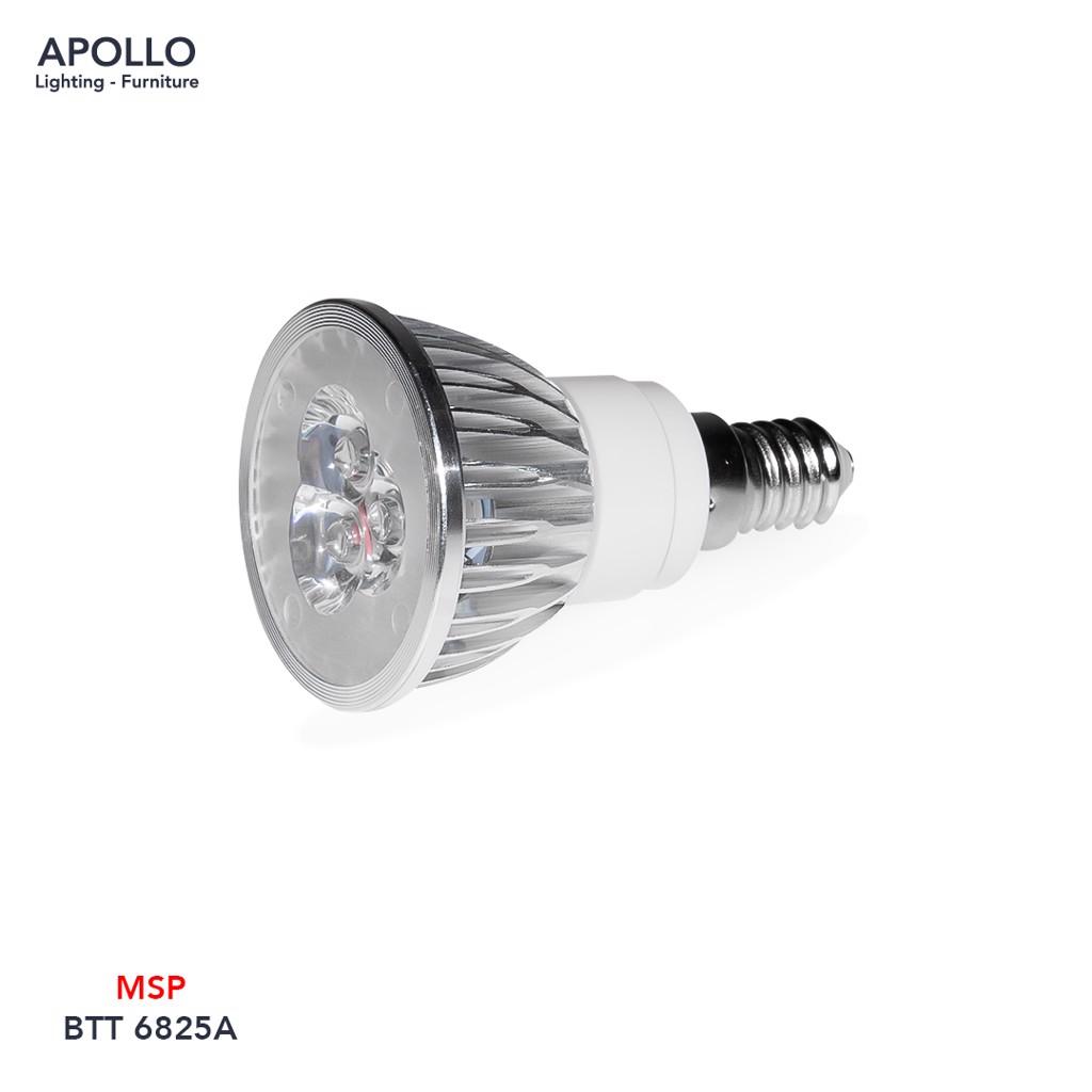 Bóng LED chén nhỏ BTT 6825A