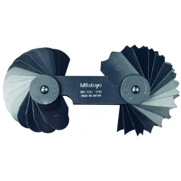 Dưỡng đo bán kính Mitutoyo 186-106