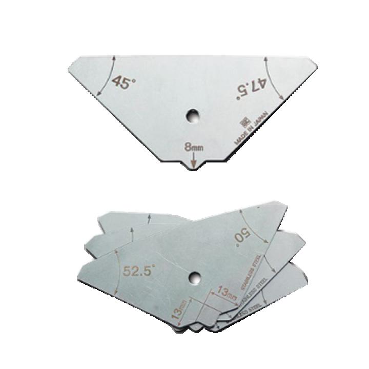 Dưỡng đo góc mối hàn Niigata Seiki WAL4562