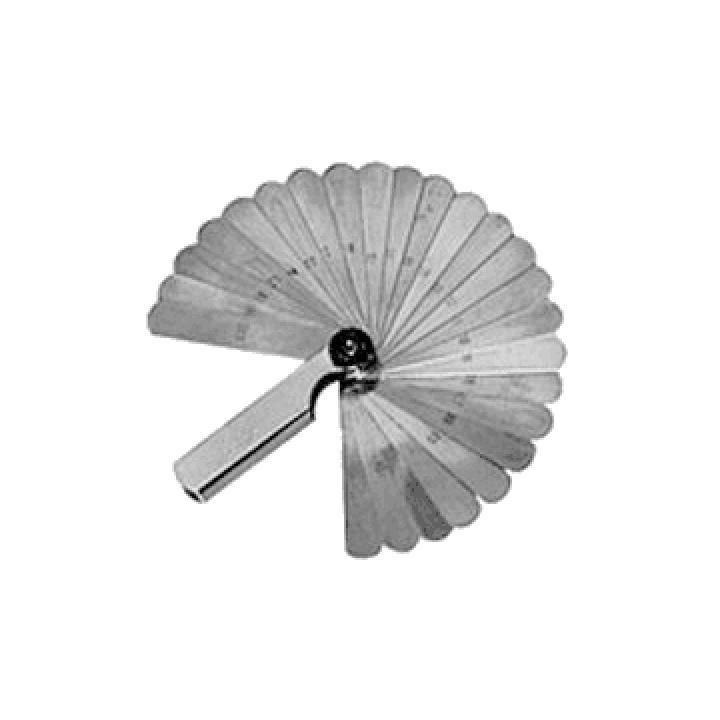 Bộ đo dưỡng bề dày 0.03-0.5 mm/13lá/110 mm Mitutoyo 184-307S