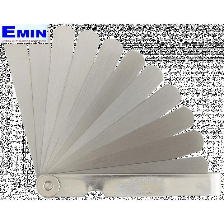 Bộ đo dưỡng bề dày 0.05-1 mm/13 lá/110 mm Mitutoyo 184-305S